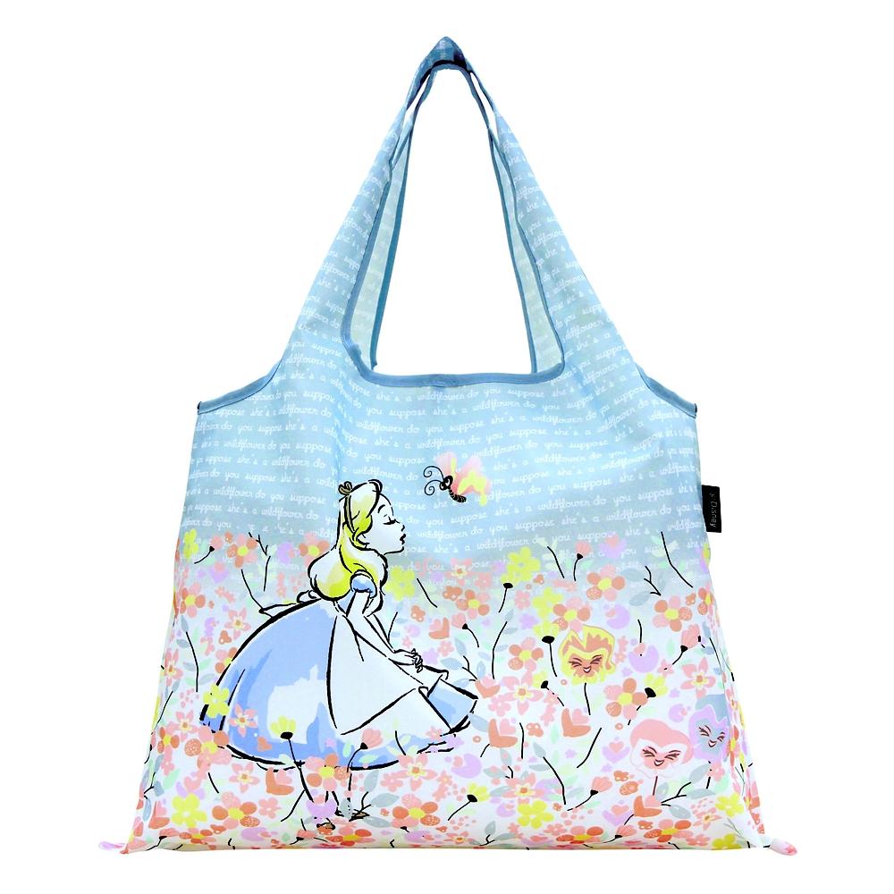 2WAY Shoppingbag フラワーガーデン・アリス