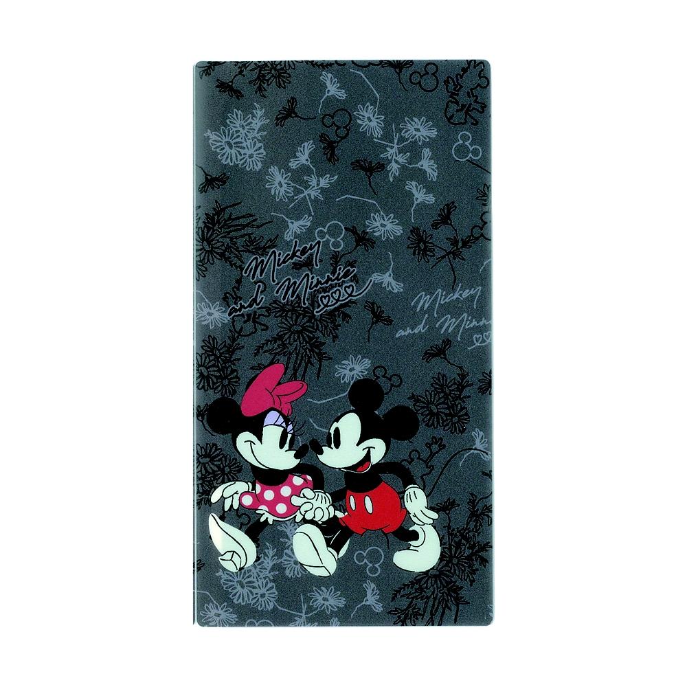 マスクケース(3ポケットタイプ) デート・ミッキーマウス&ミニーマウス