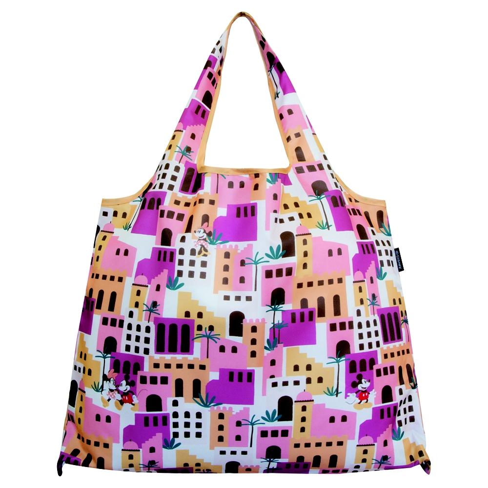 2WAY Shoppingbag オアシスデート/ミッキーマウス&ミニーマウス