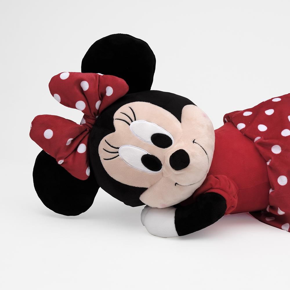 ミニーマウス 添い寝枕