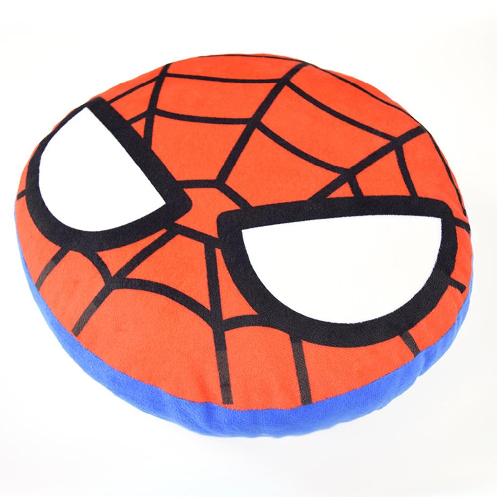 【モリシタ】MARVEL ダイカットクッション スパイダーマン