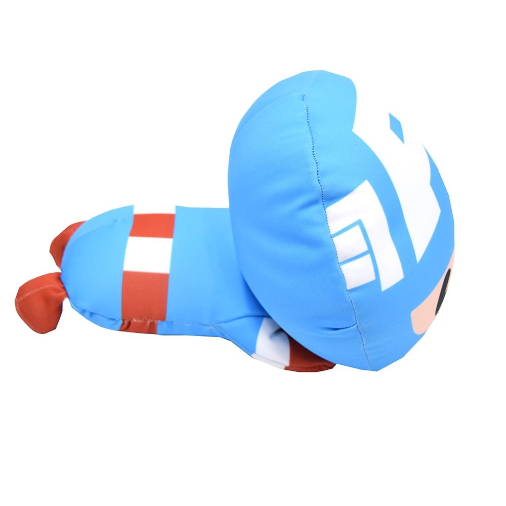 【モリシタ】MARVEL 抱きクッション キャプテンアメリカ
