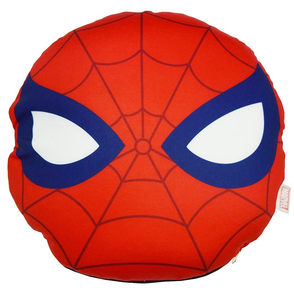【モリシタ】MARVEL 変身ネックピロー スパイダーマン
