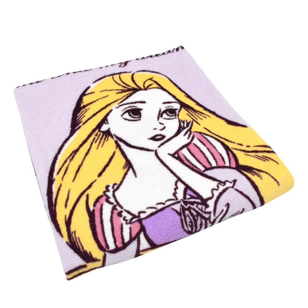 【モリシタ】ラプンツェル タオルお昼寝ケット