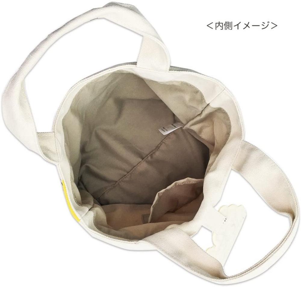 【 Disney 】 ワッペントートバッグ /ドナルドダック