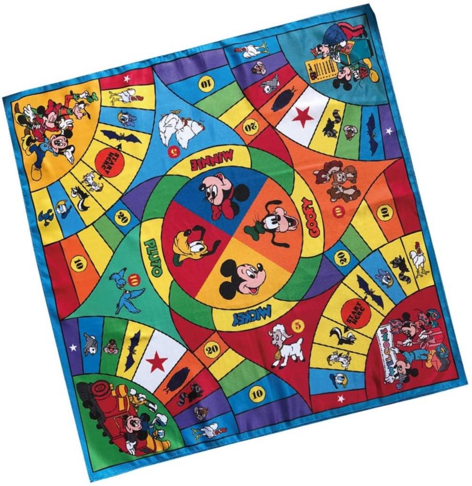 ノスタルジカ ゲームボード クロス 大 / ミッキーマウス&FGB01