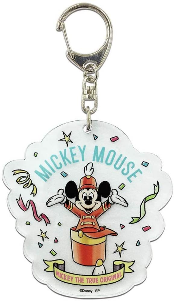 ディズニー アクリルキーホルダー ミッキーマウス マウスマーチング