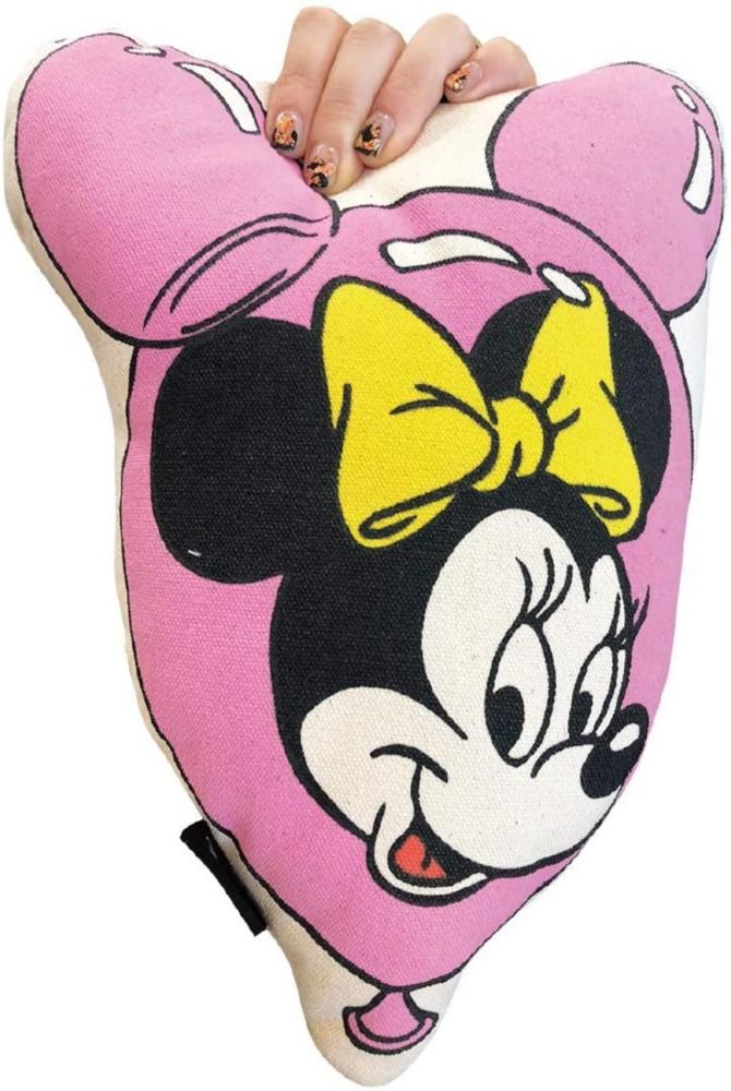 ノスタルジカ バルーンミニクッション ミニーマウス