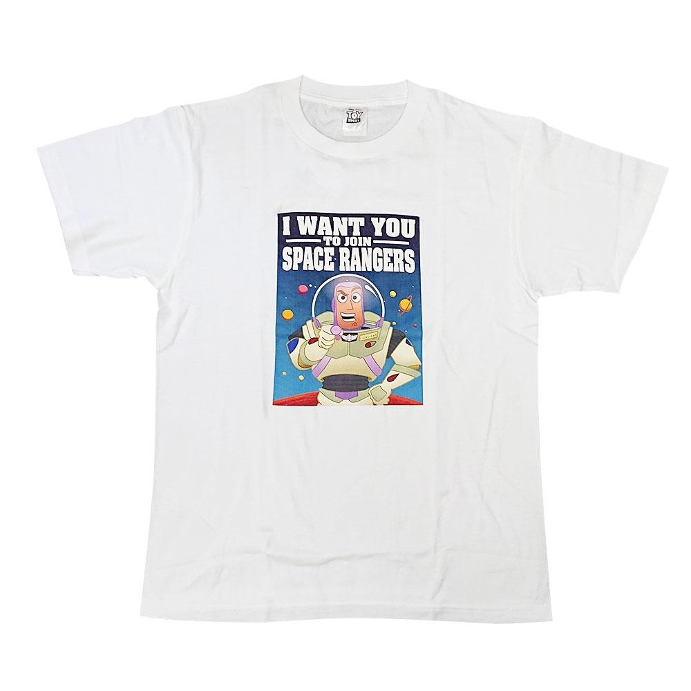 トイ・ストーリー SPACE RANGERS/Tシャツ L