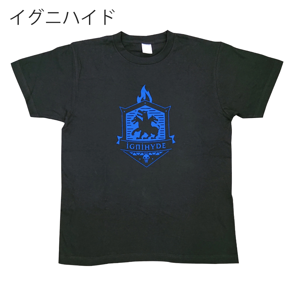 ディズニー ツイステッドワンダーランド Tシャツ アイコン イグニハイド M