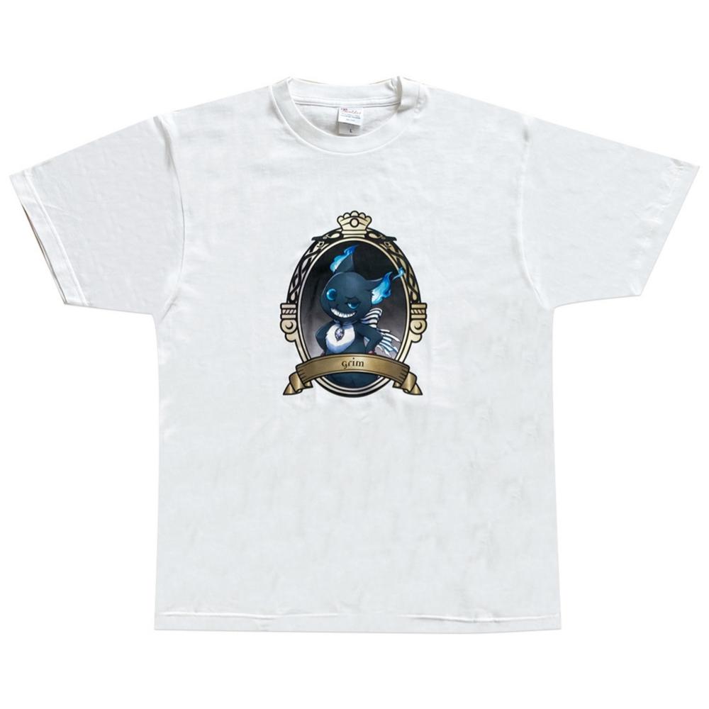 ディズニー ツイステッドワンダーランド Tシャツ  グリム/Tシャツ/L