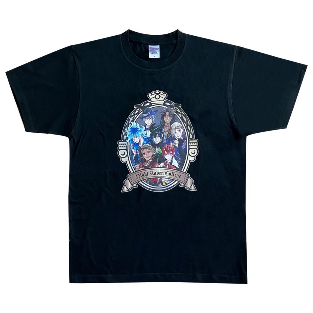 ディズニー ツイステッドワンダーランド Tシャツ  寮長/Tシャツ/XL