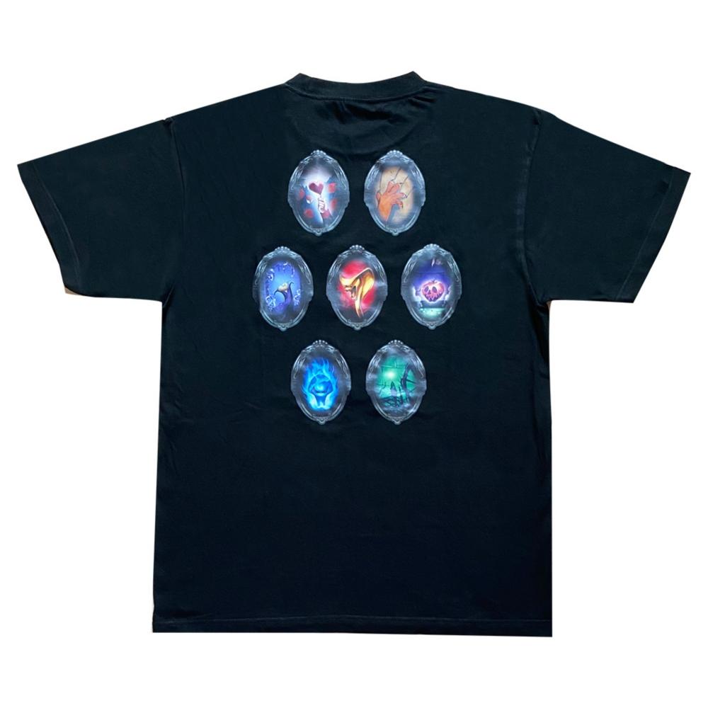 ディズニー ツイステッドワンダーランド Tシャツ  鏡/Tシャツ/L