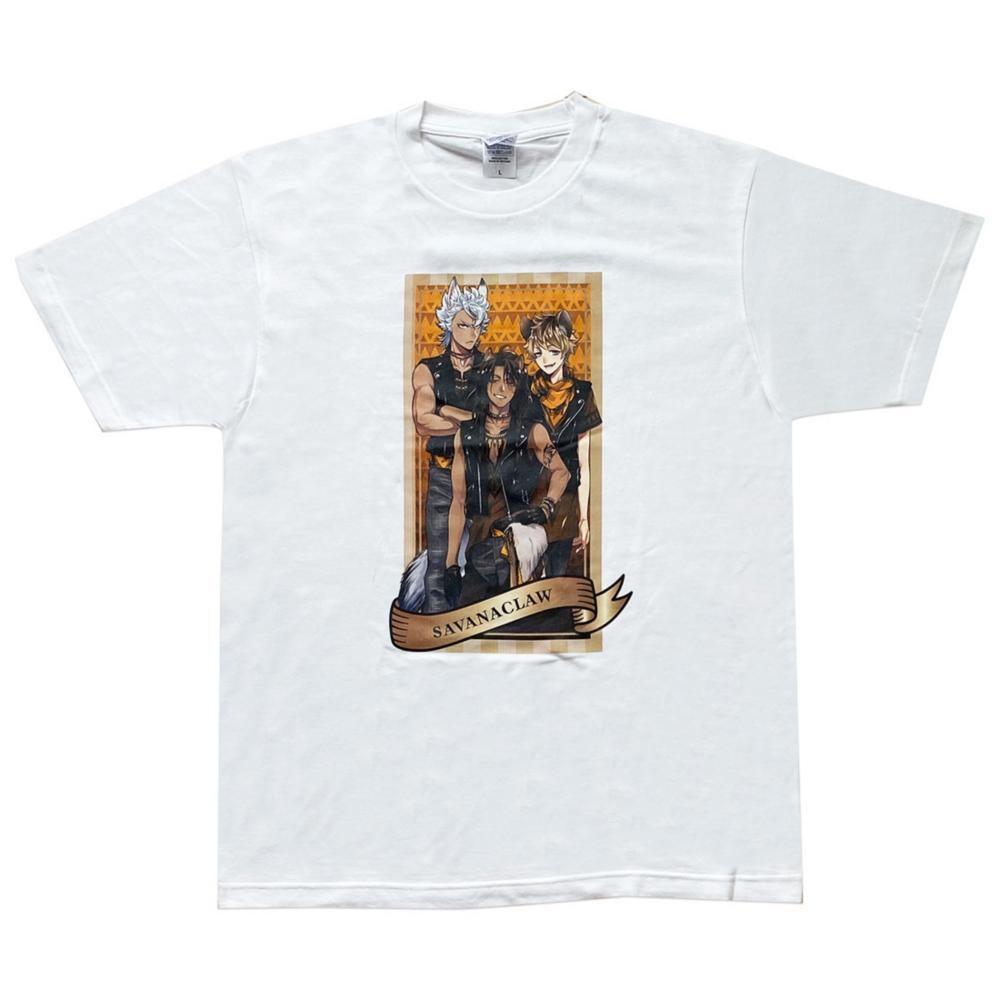 ディズニー ツイステッドワンダーランド Tシャツ  サバナクロー/Tシャツ/XL