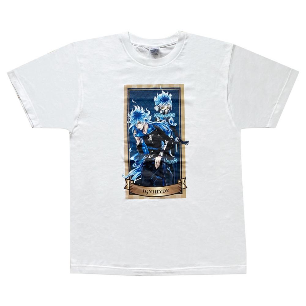 ディズニー ツイステッドワンダーランド Tシャツ  イグニハイド/Tシャツ/L