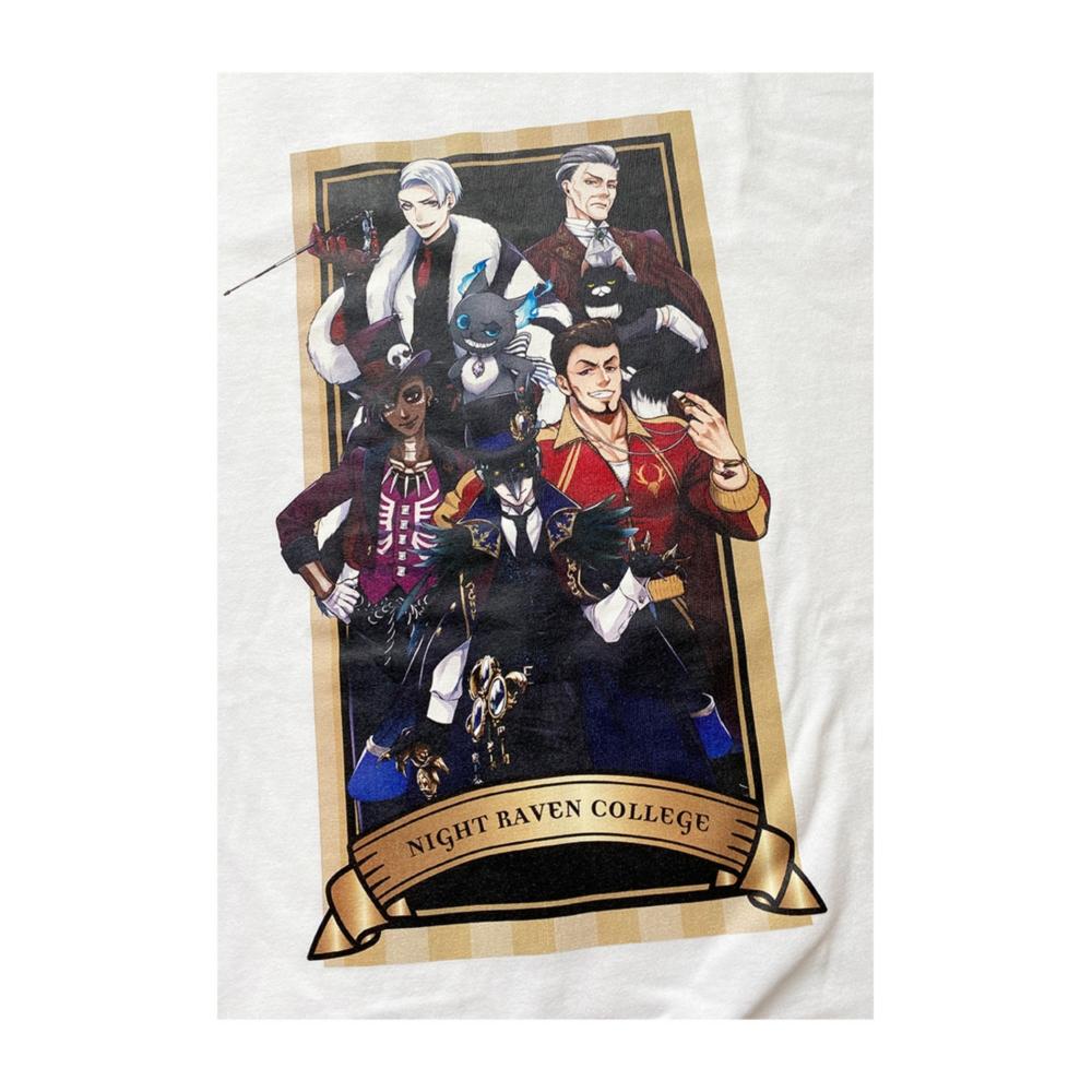 ディズニー ツイステッドワンダーランド Tシャツ  NRC/Tシャツ/L