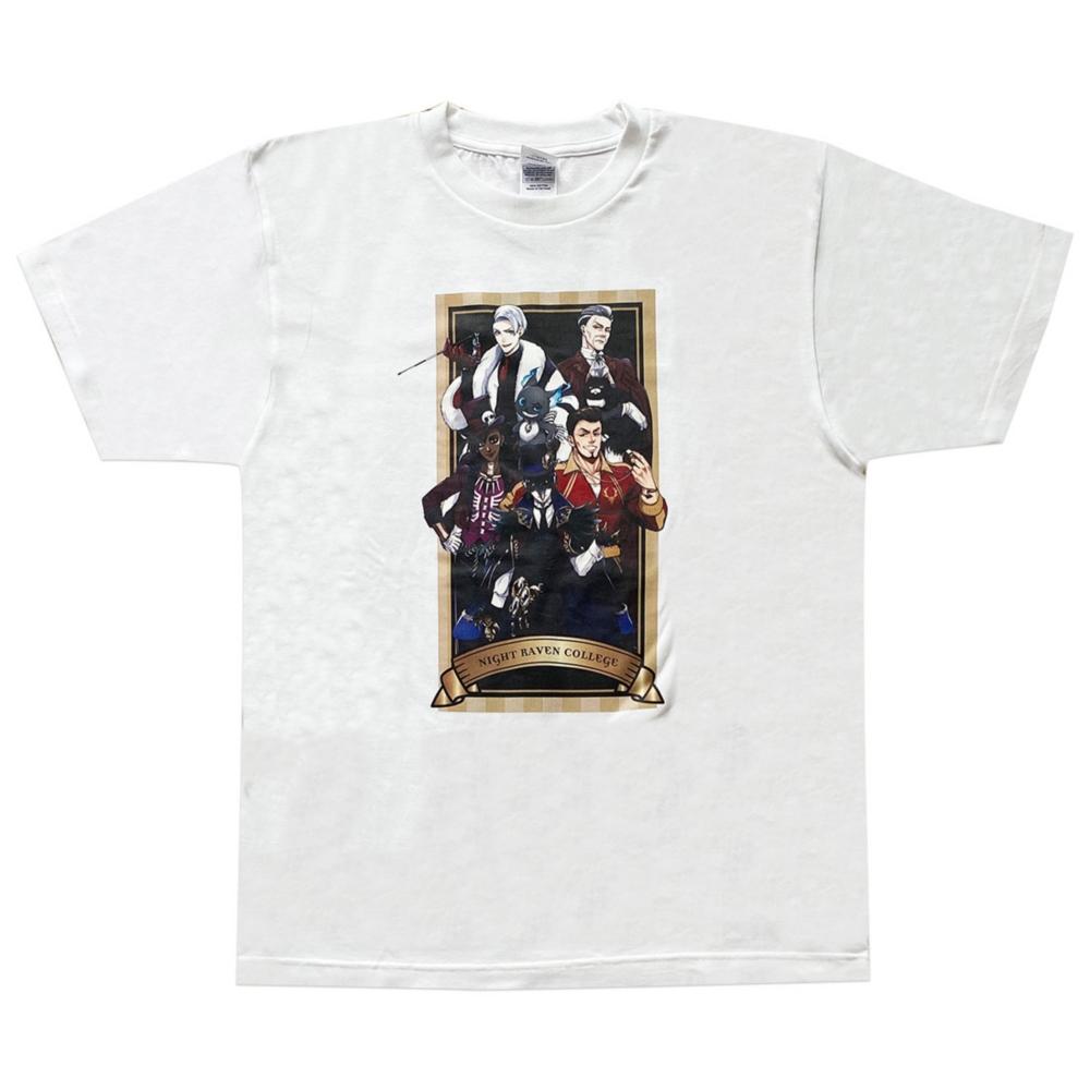 ディズニー ツイステッドワンダーランド Tシャツ  NRC/Tシャツ/XL