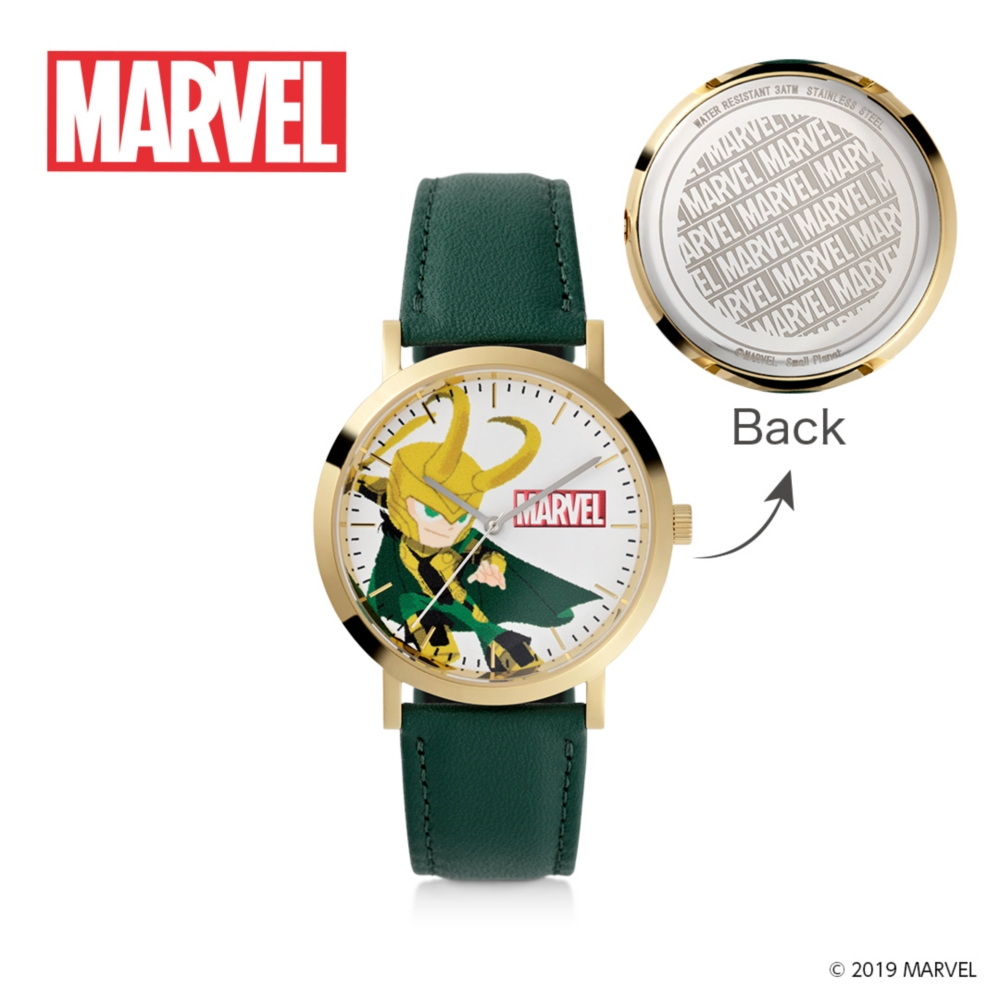 MARVEL マーベル ロキ腕時計
