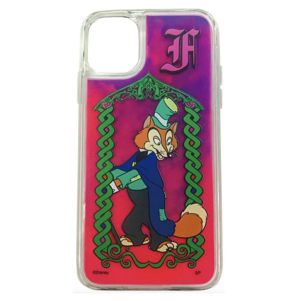ノスタルジカ ディランズ iPhoneケース 12、12 Pro ピノキオ/ファウルフェロー