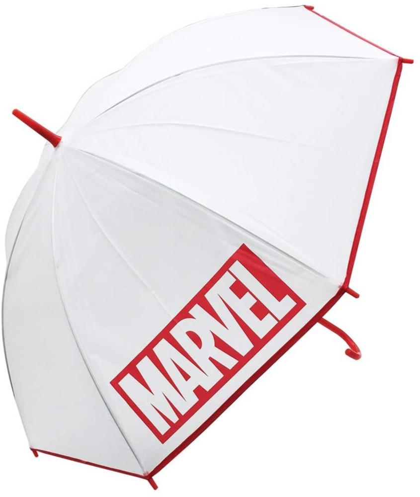 【 MARVEL 】 ビニール傘 BOXロゴ WHITE