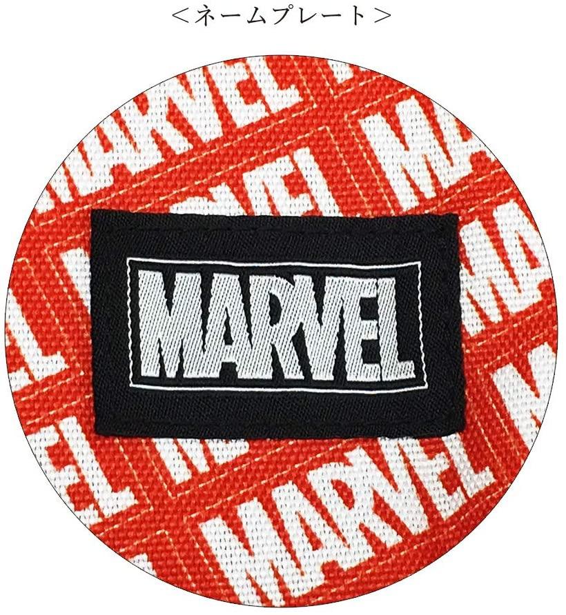 MARVEL マーベル パターンリュック ロゴ