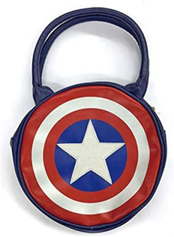 MARVEL マーベル ハンドバッグ キャプテン・アメリカ