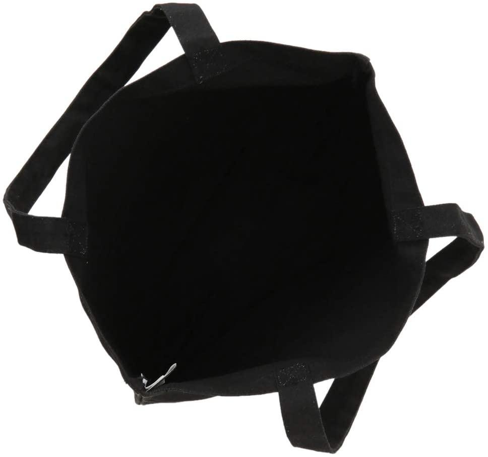 MARVEL マーベル トートバッグ / BLACK・カタカナロゴYELLOW