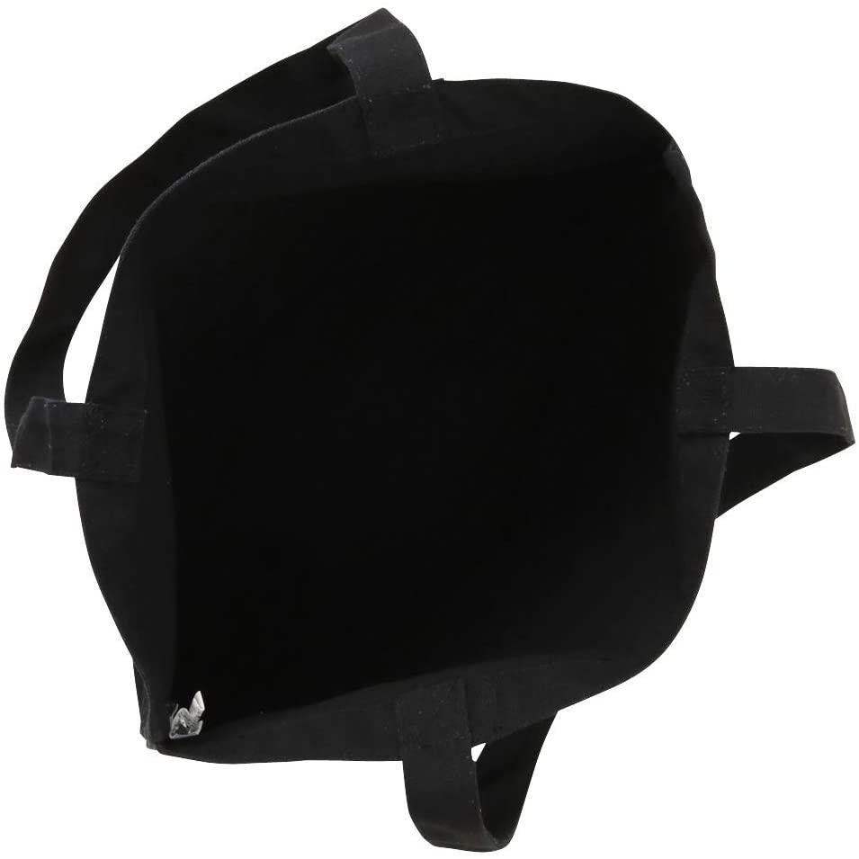 MARVEL マーベル トートバッグ / BLACK・ロゴレオパード