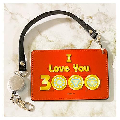 MARVEL マーベル アベンジャーズ IDケース / アベンジャーズ・I LOVE YOU 3000