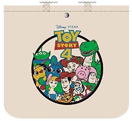 【 Disney/PIXAR 】2Wayトートバッグ トイストーリー4 ラウンド