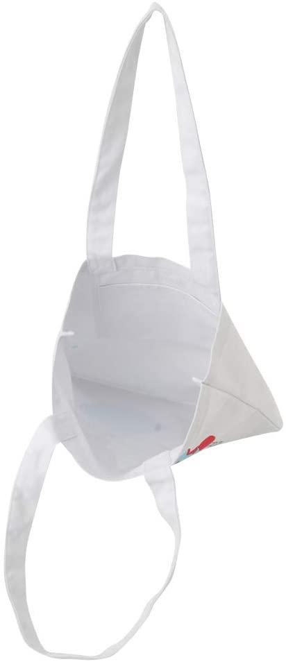 ノスタルジカ カラートートバッグ シンデレラ ホワイト