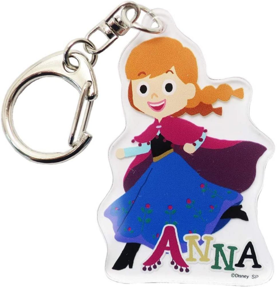 『アナと雪の女王』 アクリル キーホルダー アナ