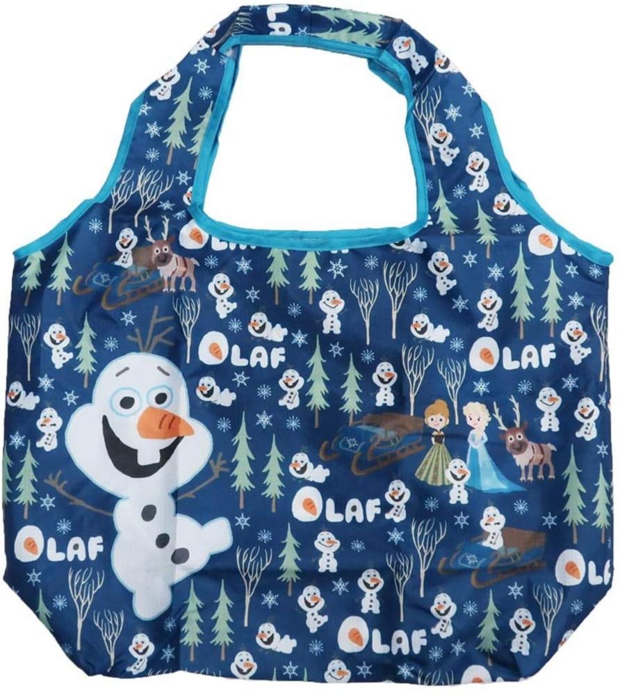 アナと雪の女王2 くるくるショッピングバッグ オラフイッパイ