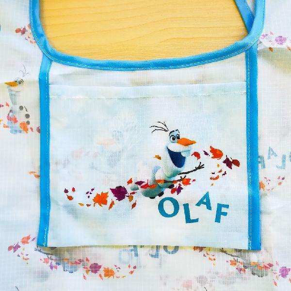 アナと雪の女王2 くるくるショッピングバッグ オラフチラシ