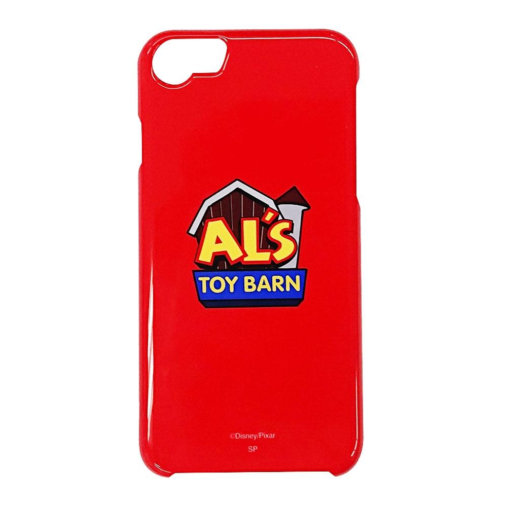 トイ・ストーリー Al's Toy Barn ロゴ iPhoneケース 6 6s 7 8