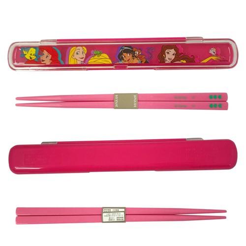 ディズニー プリンセス 箸+箸ケース