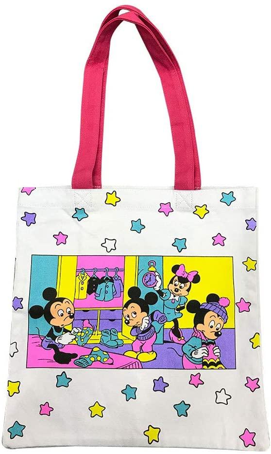 【 Disney 】カラートート / ミニー朝の支度