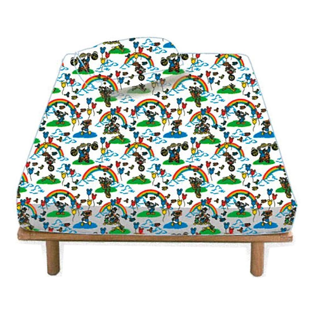 ノスタルジカ ミッキーマウス&フレンズ/フラットシーツ&枕カバー