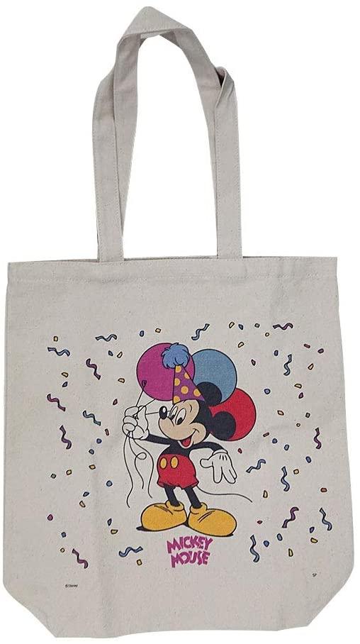 【Disney NOSTALGICA】ノスタルジカ トートバッグ ミッキーマウス/バルーン
