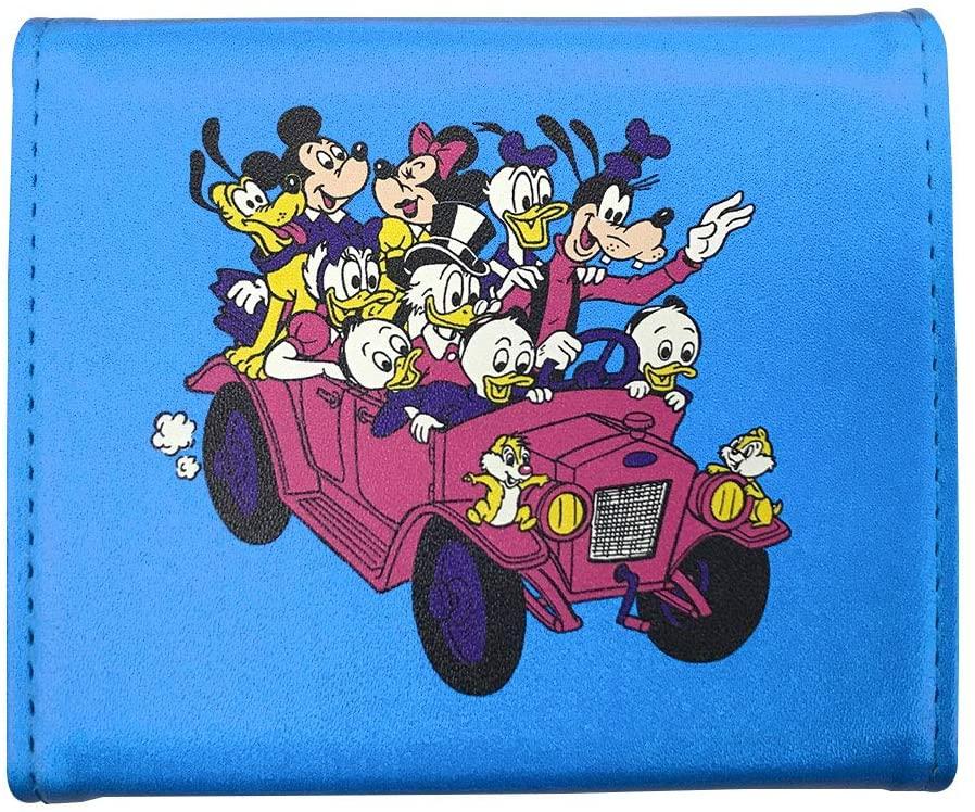 ノスタルジカ ウォレット ミッキーマウス&フレンズ/車