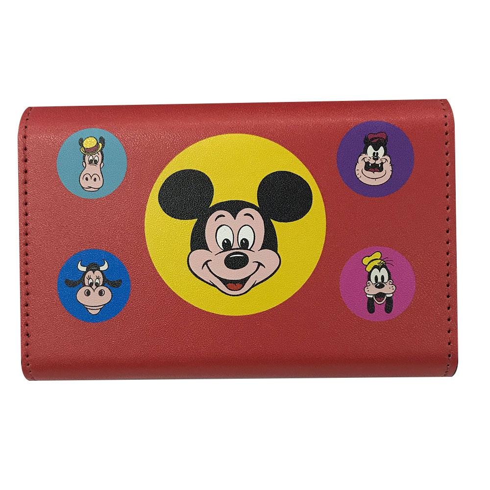 【Disney NOSTALGICA】ノスタルジカ キーケース ミッキーマウス/ルーレット