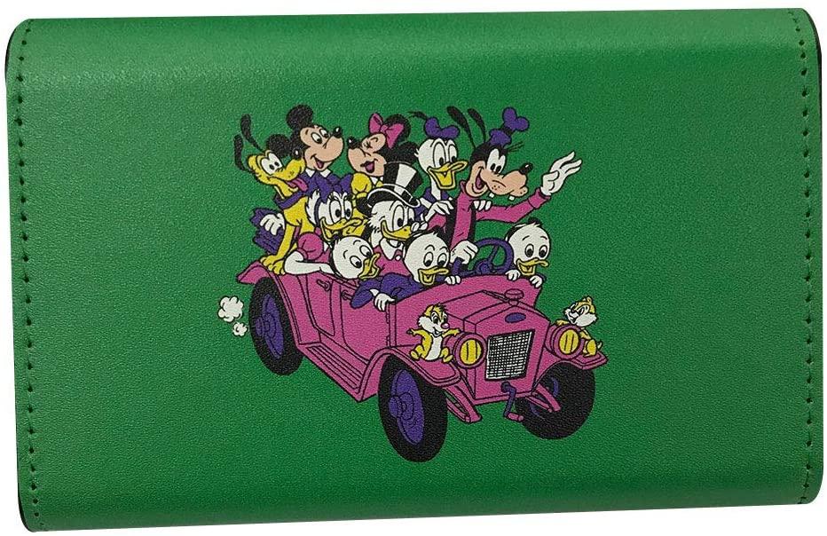 ノスタルジカ キーケース ミッキーマウス&フレンズ/車