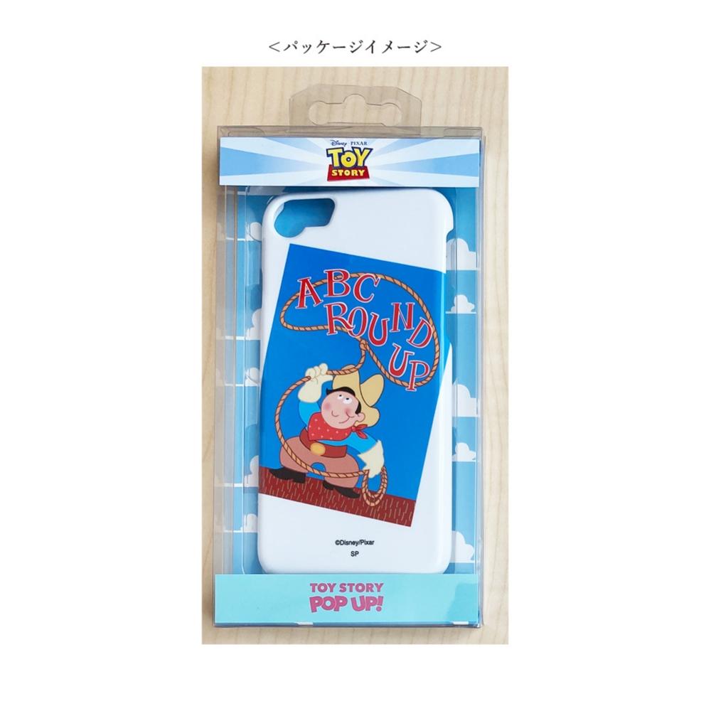 トイ・ストーリー ABC ROUNDUP/iPhoneケース 6 6s 7 8