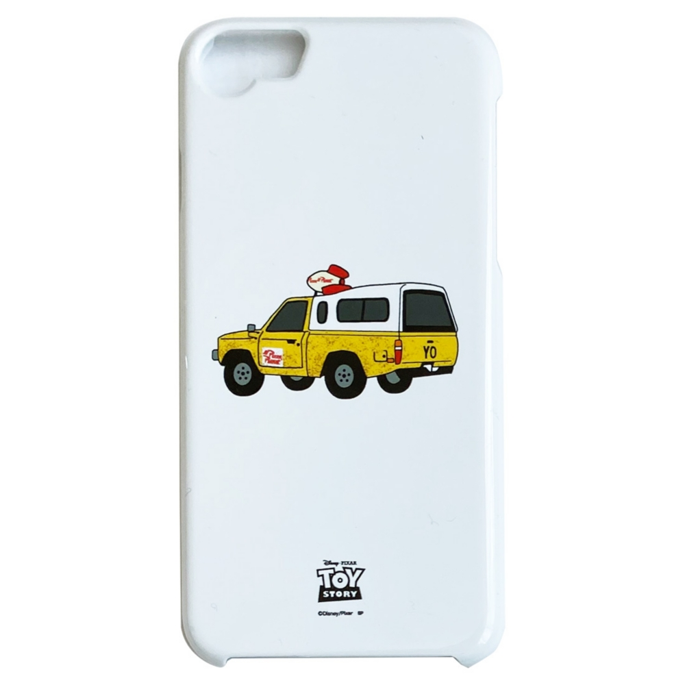 トイ・ストーリー PIZZA PLANET TRUCK トラック/iPhoneケース 6 6s 7 8