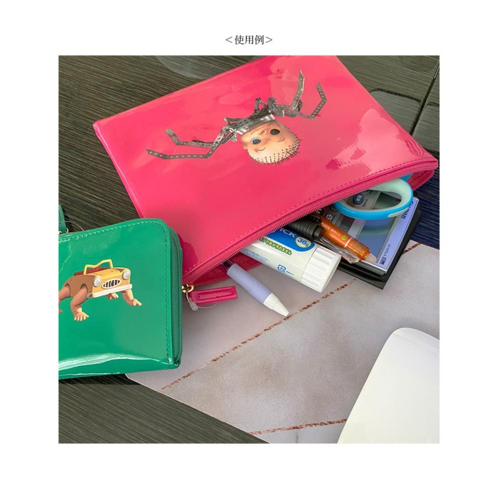 トイ・ストーリー シドシリーズ /ポーチ/ベビーフェイス