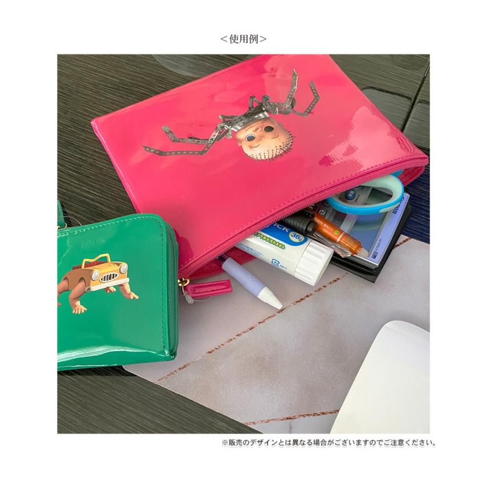 トイ・ストーリー シドシリーズ /ポーチ/フロッグ