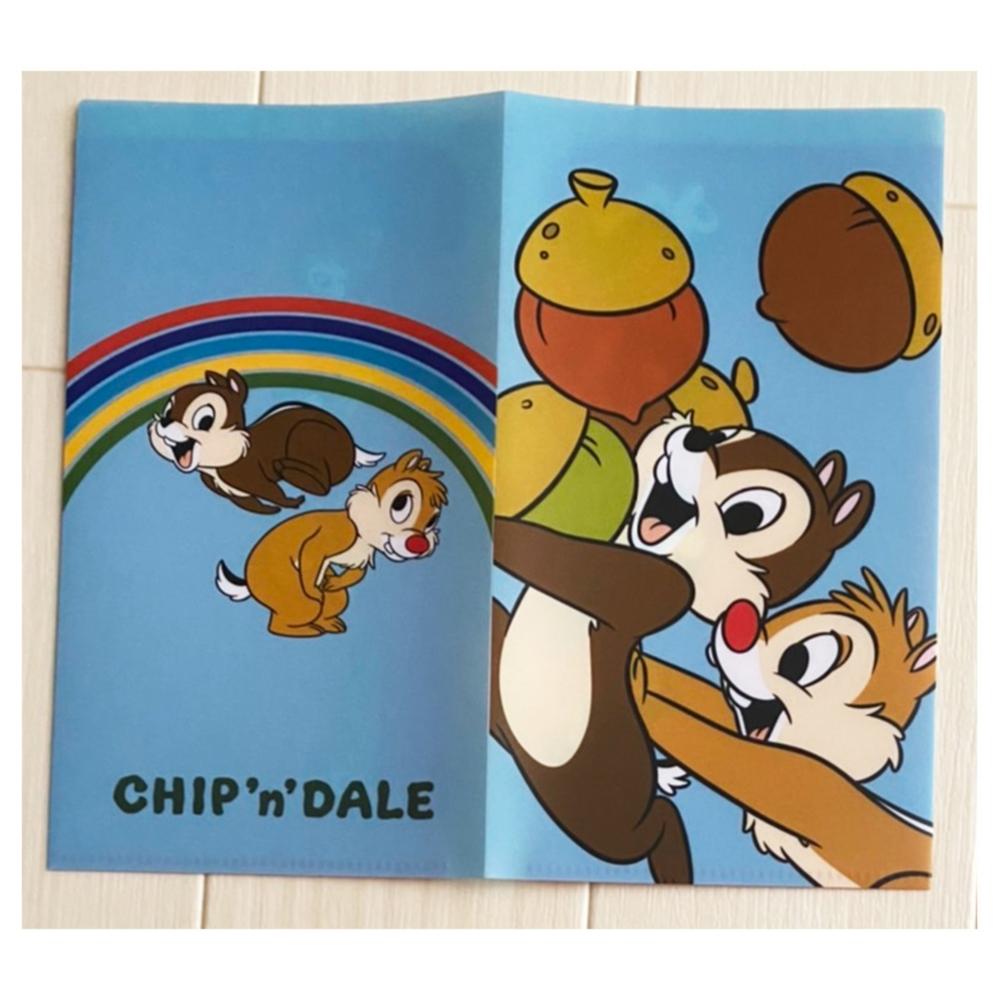 【 Disney 】 ディズニー マスクケース / チップ&デールどんぐり