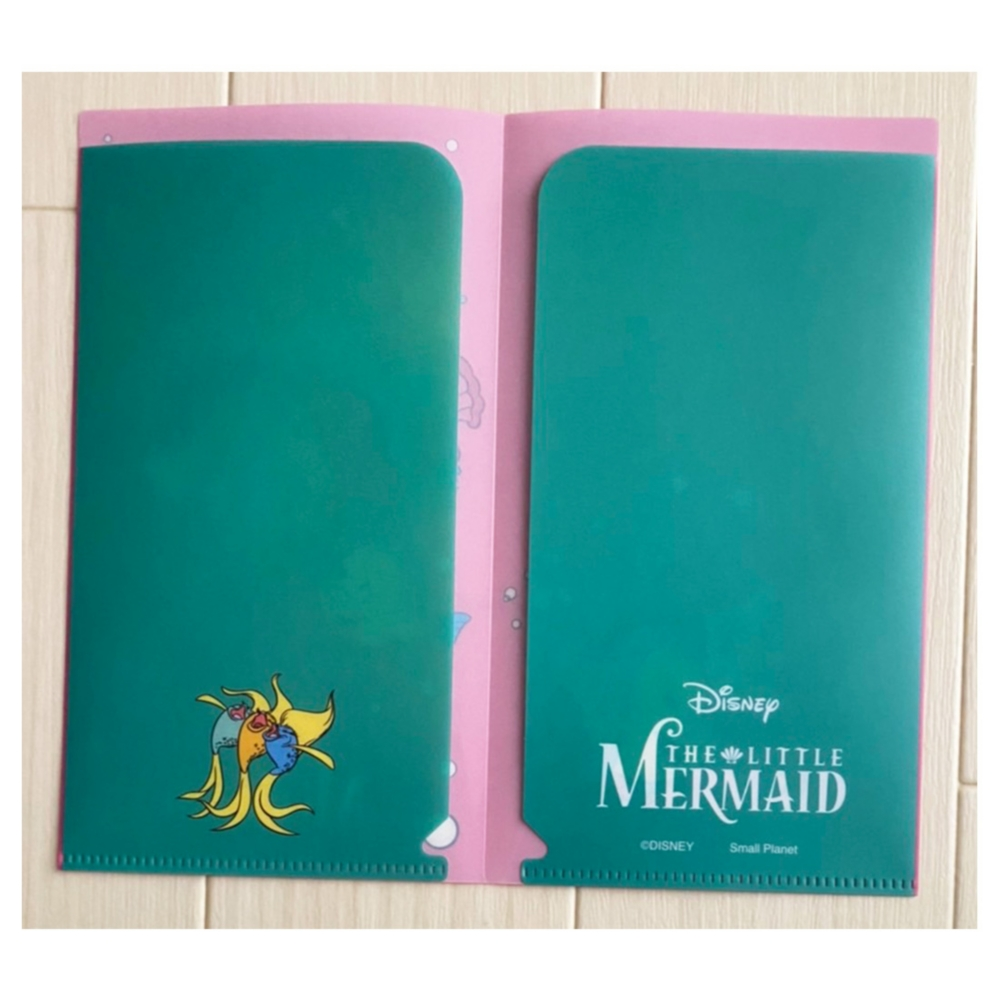 【 Disney 】 ディズニー マスクケース / リトルマーメイド