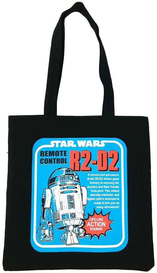 【 STAR WARS 】 カラートート/ R2-D2