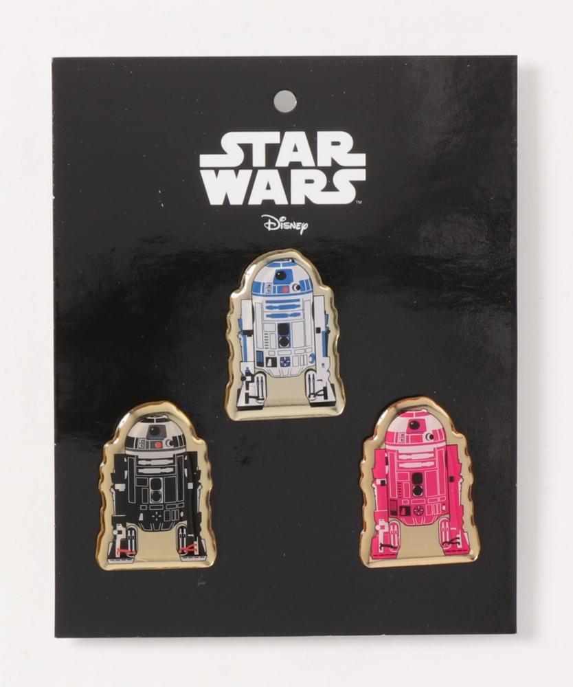 スター・ウォーズ ピンズセット R2-D2